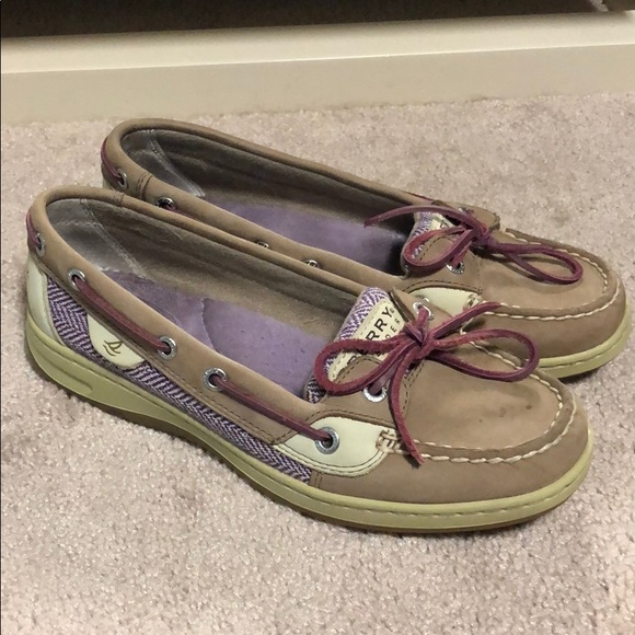Sperry Shoes - Sperry Top Sider Angelfish Women's Size 7